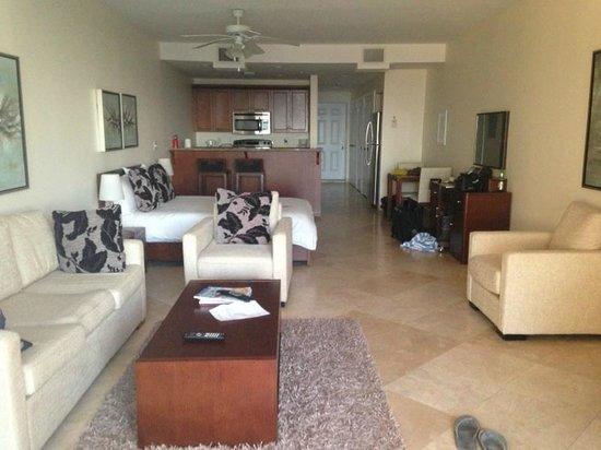La Vista Azul Resort: Oceanview studio