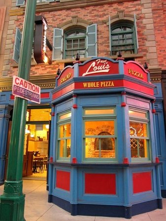 Loui's NY Pizza Parlor