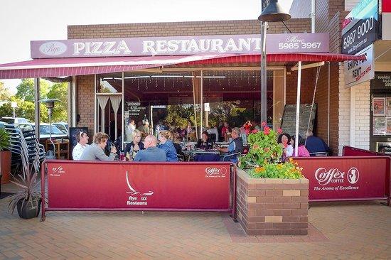 Rye Pizza Restaurant