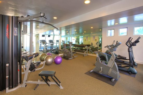 Winners Circle Resort: Fitness Center