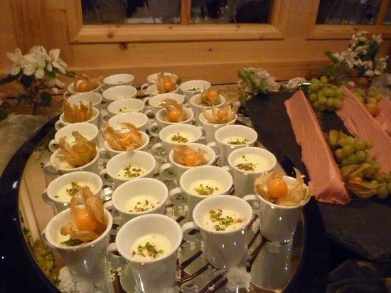 DolceVita Hotel Preidlhof: Dessertbuffet