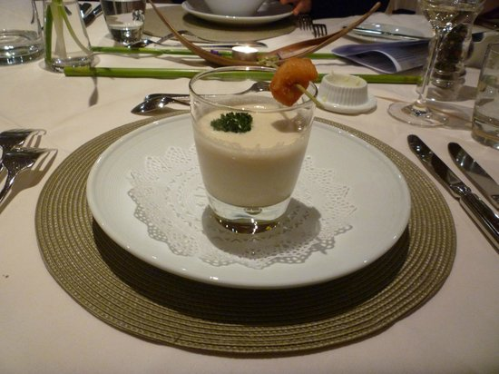 Luxury DolceVita Resort Preidlhof: Suppe