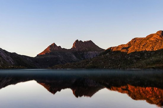 Cradle Mountain Wilderness Village: Cradle Mountain- Dove Lake
