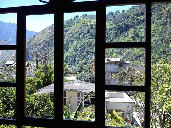 Hosteria y Spa Isla de Banos: view