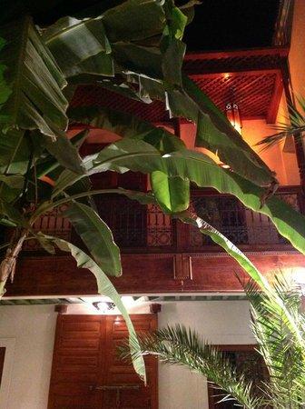 Riad Dar Rassam : Le patio