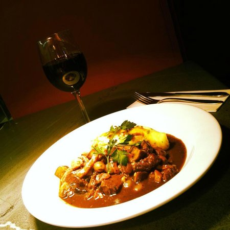 Bourbon at Queens: Beef Bourgignon