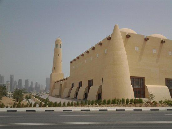 Royal Qatar Hotel : Fuerte ahora shoping