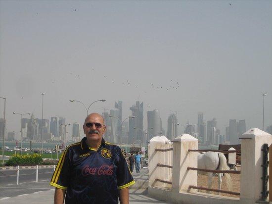 Royal Qatar Hotel: ayer Y ATRÁS HOY