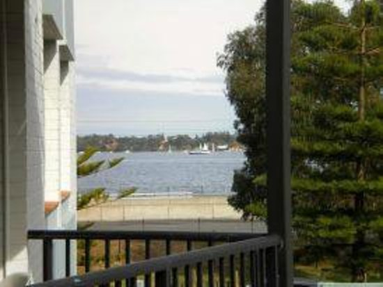Assured Waterside Apartments : View from our room
