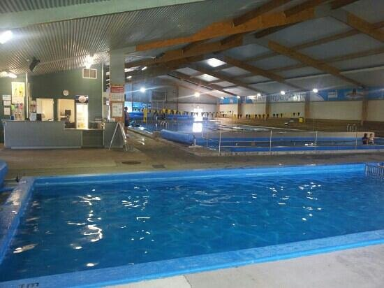 Huntly indoor pools