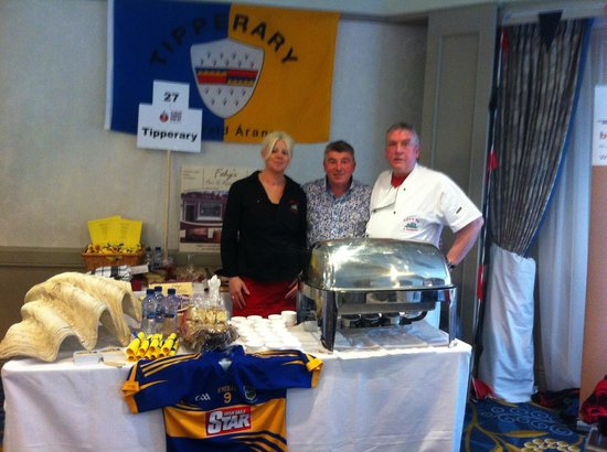 Fahy's Bar and Restaurant: Fahys Bar All Ireland Chowder Championship
