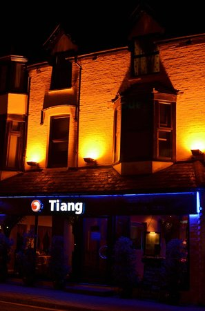 Tiang Chinese Restaurant Woking