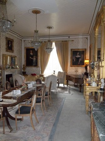 Cabra Castle Hotel: Sitting room