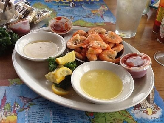Sea Breeze: 1/4 lb Peel & Eat Shrimp
