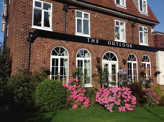 Foto de The Outlook Hotel