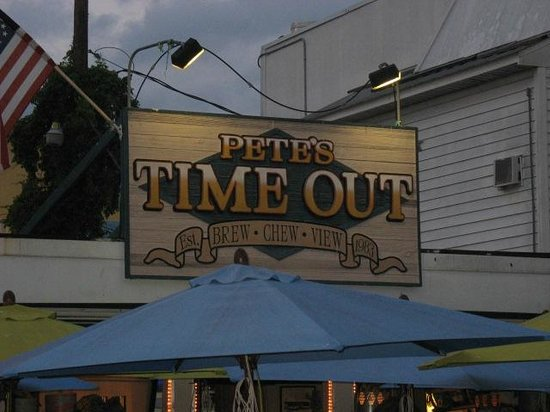 Pete's Time Out: Pete's is fun!