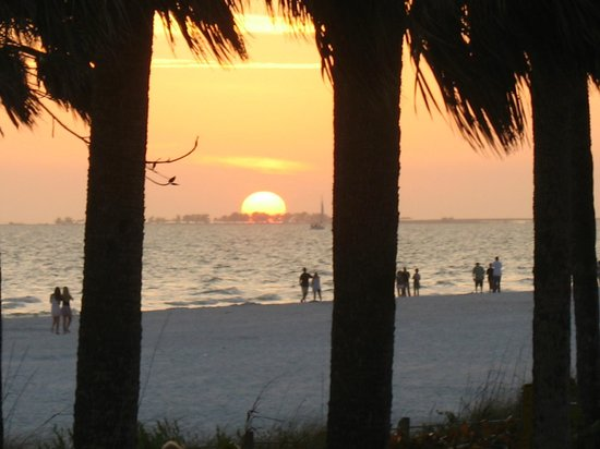 Fort Myers Beach: Sunset