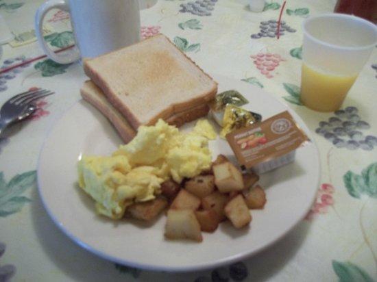 Best Western Fairfax: Déjeuner