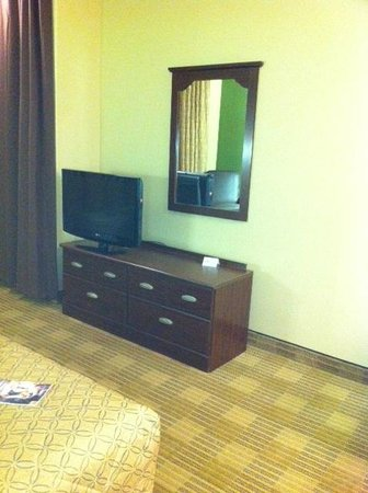 Extended Stay America - Chicago - Skokie : Flat screen TV