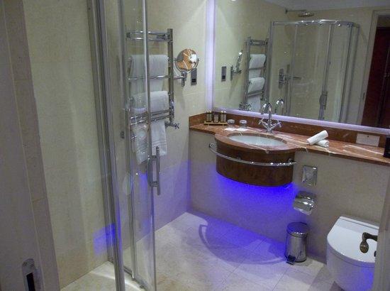 Kilronan Castle Hotel & Spa: Bathroom