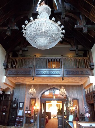 Kilronan Castle Estate & Spa: Lobby