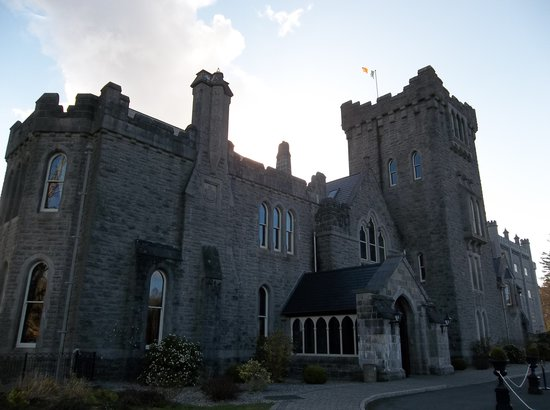 Kilronan Castle Estate & Spa: Exterior