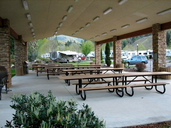 Seven Feathers Rv Park Canyonville Picture Of Seven