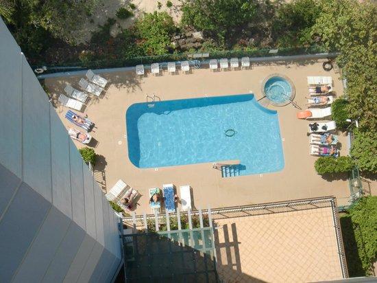 Hawaiian Princess Resort: the pool and hot tub
