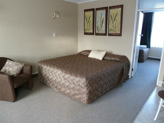 Monarch Motel: One bedroom unit - sleeps 4