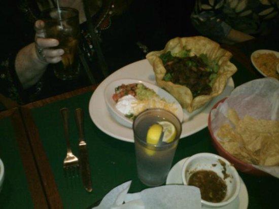 Villa Maya: Taco salad
