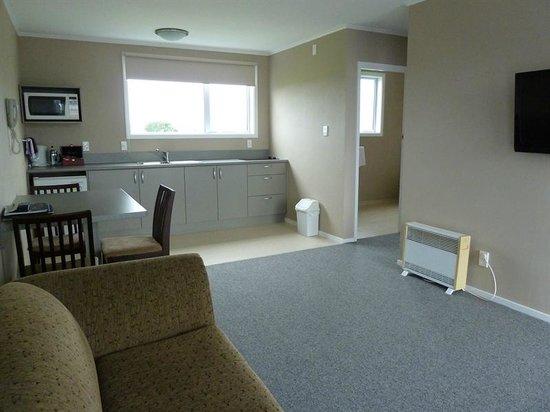 Monarch Motel: One bedroom unit - sleeps 2