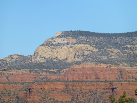 Sedona Summit Resort: View of Red rocks from our room