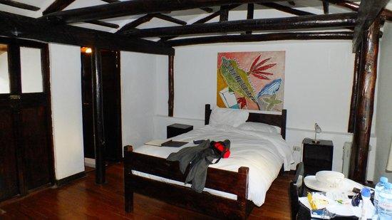 El Albergue Ollantaytambo : Simple, cosy, standard room