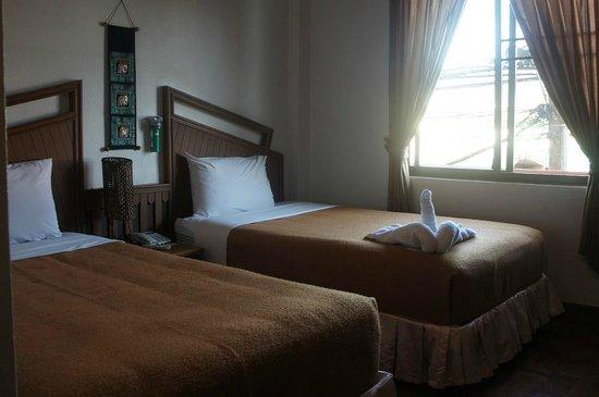 Baiyoke Chalet Hotel: 室内