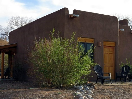 Abiquiu Inn: Casita