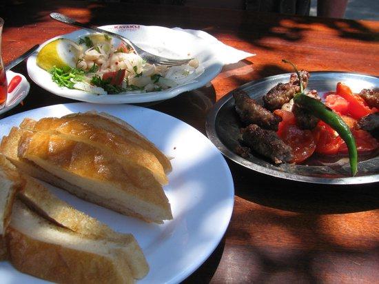 Kavakli Kofteci: The bread was great, too