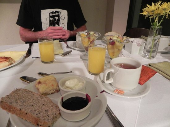 Xelena Hotel & Suites: desayuno!
