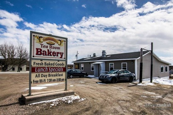 Sandeannie's Bakery and Tea Room: Find us on Route 19, Port Hood, Nova Scotia