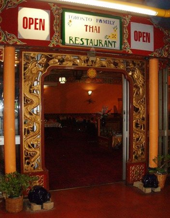 Toronto Family Thai Restaurant