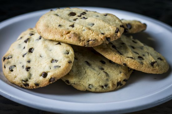 Sandeannie's Bakery and Tea Room: Chewy Chocolate Chip Cookies