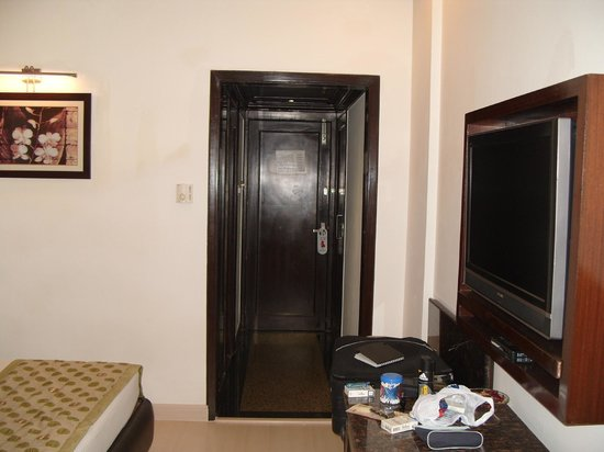 Hotel Shanti Palace (Mahipalpur): Room