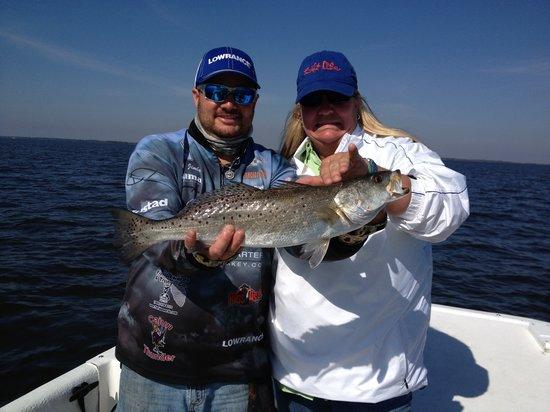 Saltwater Assassin Fishing Charters: Cedar Key SLOB!!!!!