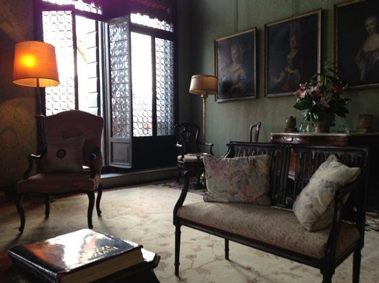 Palazzetto Pisani: like a living room
