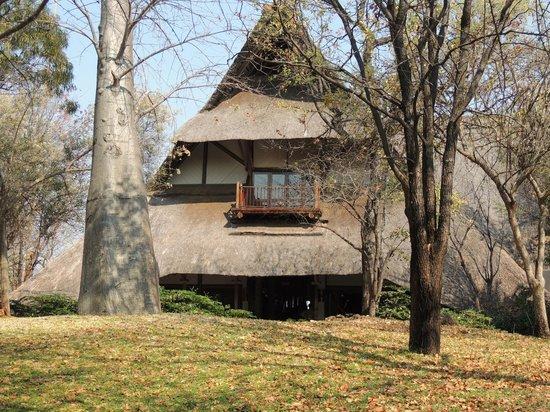 Victoria Falls Safari Lodge: Safari Lodge