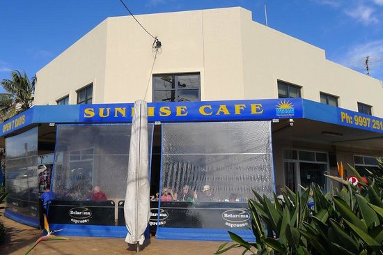 The Sunrise Cafe