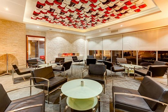 Restaurant Esca : Guest Lounge