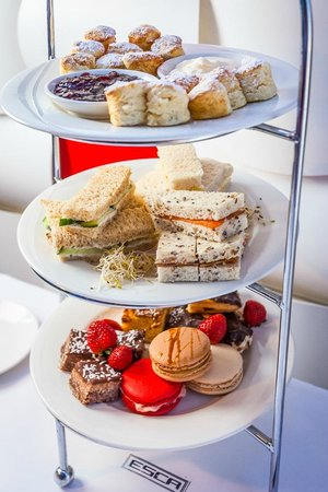 Restaurant Esca : High Tea