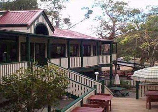 Balconies restaurant halls gap restaurant reviews for Restaurants with balcony