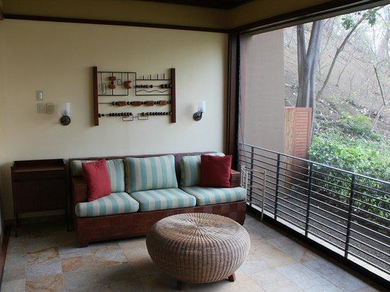 Four Seasons Resort Costa Rica at Peninsula Papagayo: Balcony