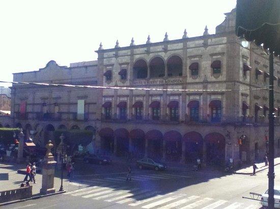 City Express Morelia: Vista desde habitación